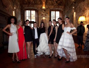 """On occasion of """"Pitti – Florence """" Alessandro guest at the Salon of Excellence"""