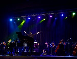 Concert with Orchestra in  Ho Chi Minh City