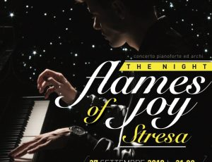 Night of Flames of Joy – Stresa –  27/09/2018 – 9 pm